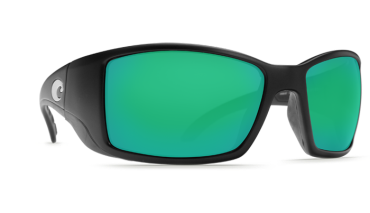 The Costa Del Mar Blackfin model with the Green Mirror 580 glass lense is our favorite for most light conditions