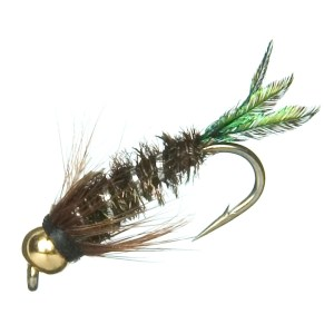 zug bug nymph for fly fishing