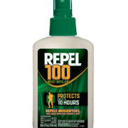 100% DEET...The Ultimate in Mosquito Repellants