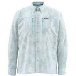 Savvy fishing shirt for fighting harsh sun, humidity, and hatches that bite back - $99.95