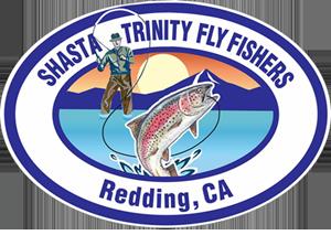 Shasta Trinity Fly Fishers logo