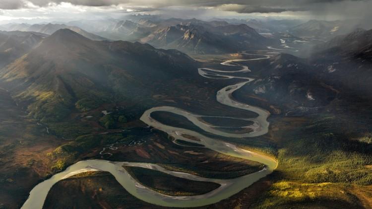 river meandering