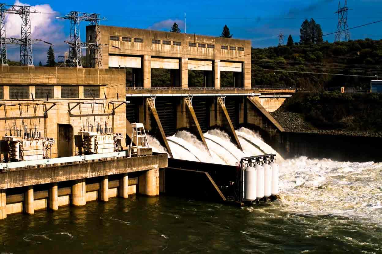 keswick-dam