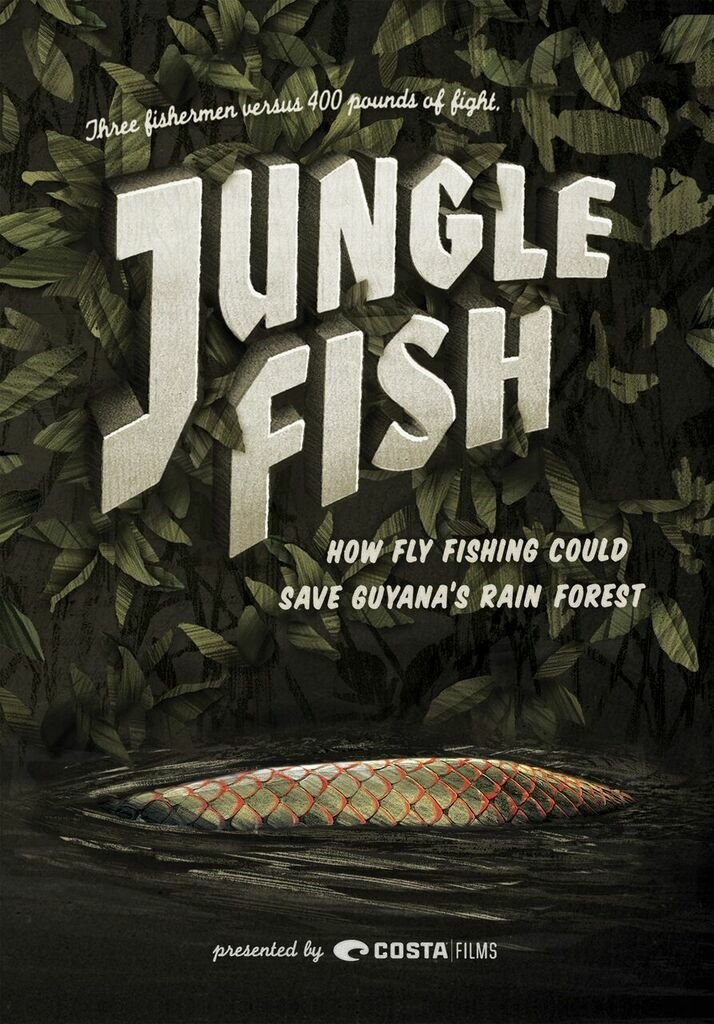 Jungle Fish cover art