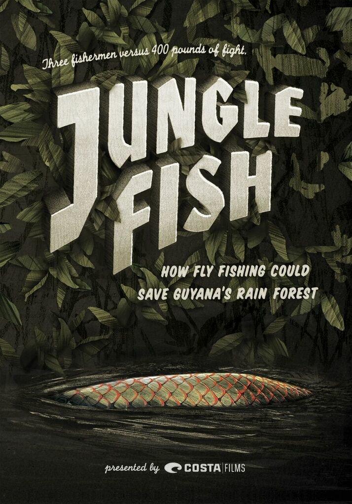 Jungle Fish cover art